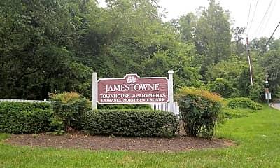Jamestowne Townhouse Apartments, 1