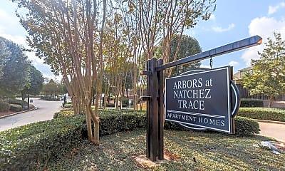 Community Signage, The Arbors at Natchez Trace, 0
