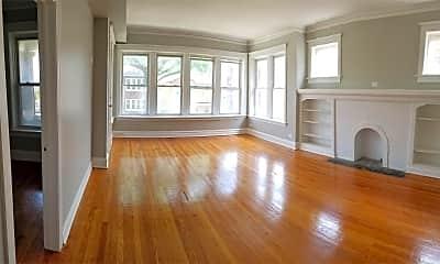 Living Room, 8126 S Green St, 2