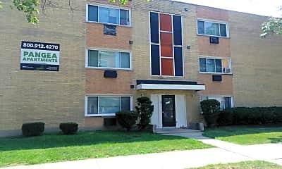 Pangaea apartments, 1