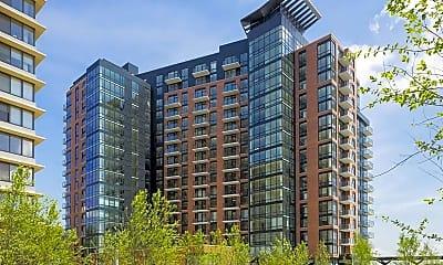 Building, Aurora Apartments At North Bethesda Center, 0