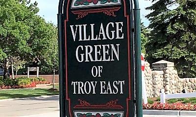 Village Green of Troy East, 1