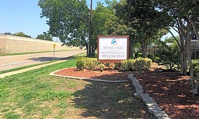 Irving Oaks, 1