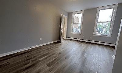 Living Room, 125 Linden Ave, 1