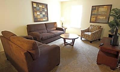 Living Room, Parc Fontaine, 1
