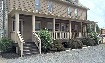 Building, 838 Park Ave, 1