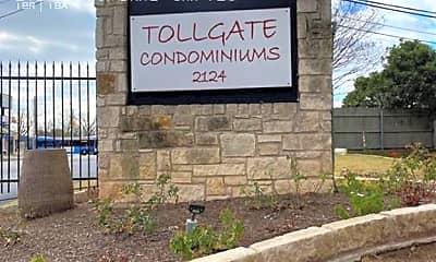 Community Signage, 2124 Burton Drive - Unit 123, 0