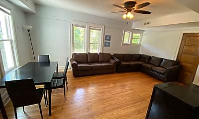 Living Room, 1315 Cambridge Rd, 1