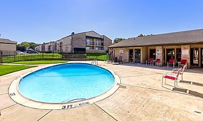 Pool, Glen Rose Park, 0