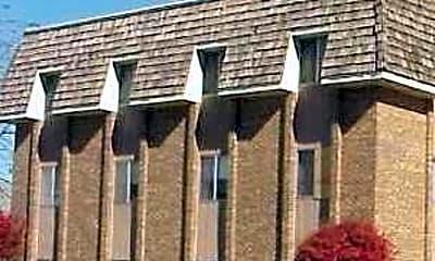 Building, Brynwood Apartments, 1