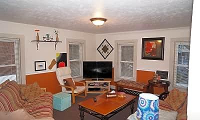 Living Room, 410 Hudson St, 2