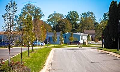 Community Signage, Swan Creek, 1