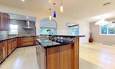 Kitchen, 591 Saint Claire Drive, 1