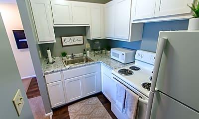 Kitchen, Romaine Court, 0