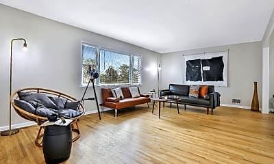 Living Room, 420 Cornelia St 2, 1