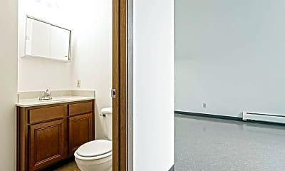Bathroom, Bell Lofts, 2