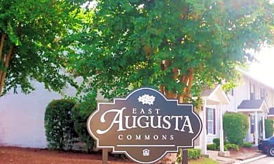 East Augusta Commons, 1