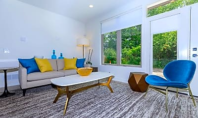 Living Room, The Luxe at Pepper Pike, 0