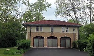 Building, 1640 Wilmot Road,, 2