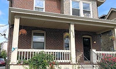Building, 2713 N Broom St, 2