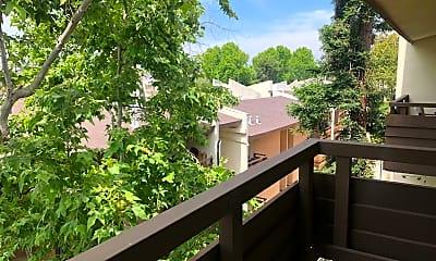 Patio / Deck, 1621 Hotel Circle S. Unit E304, 0