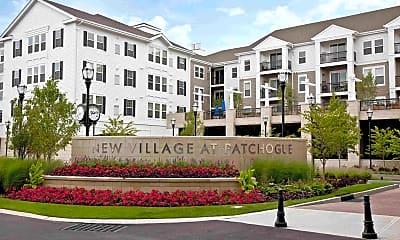 Community Signage, New Village, 0