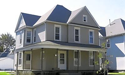 Building, 607 W White St, 2