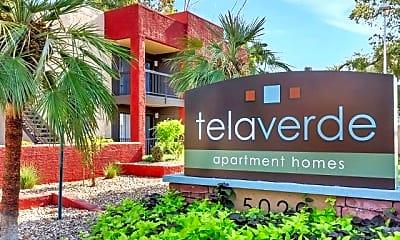 Community Signage, Tela Verde Apartments, 0