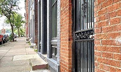 Building, 527 E 13th St, 0