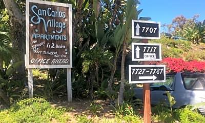 San Carlos Village, 1