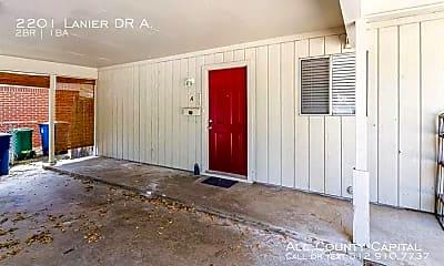 Patio / Deck, 2201 Lanier Dr A, 1