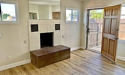 Living Room, 1412 E 17th St, 0