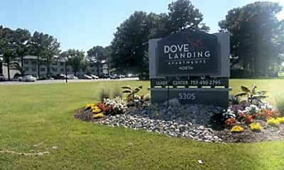 Dove Landing Baltic, 1