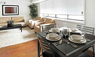 Dining Room, Arbor View, 0