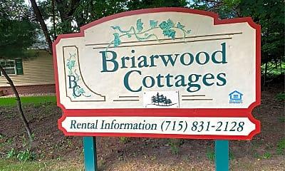 Briarwood Cottages, 1