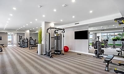 Fitness Weight Room, 155 E Boca Raton Rd 919, 2