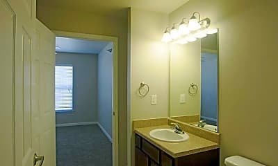 Bathroom, The Peaks At Country Club, 2