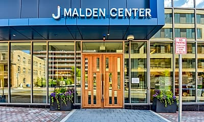 Building, J Malden Center, 0