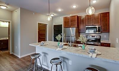 Kitchen, Silverthorne Flats, 0