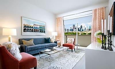 Living Room, 3220 McKinney Ave, 0