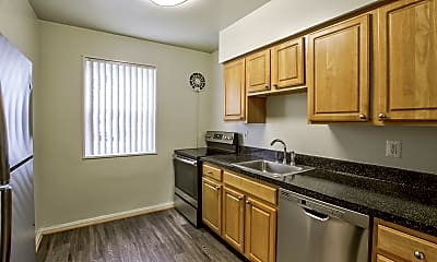 Kitchen, The Fields of Silver Spring, 0