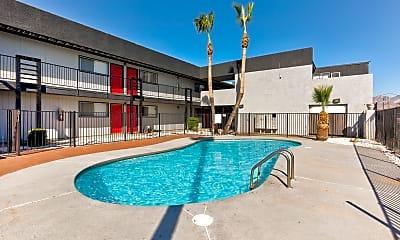 Pool, AZ Commons, 1