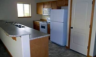 Kitchen, Steiner Homes, 1