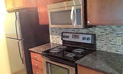 Kitchen, City Gables, 1