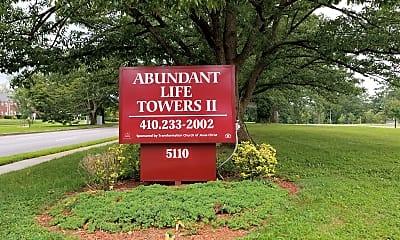 Abundant Life Towers II, 1