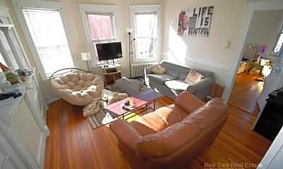 Living Room, 25 Forest Hills St, 0