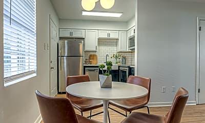 Dining Room, 1066 Poplar Ave, 1