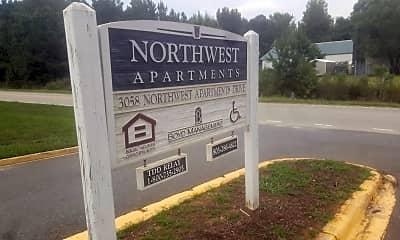 Northwest Apartments, 1