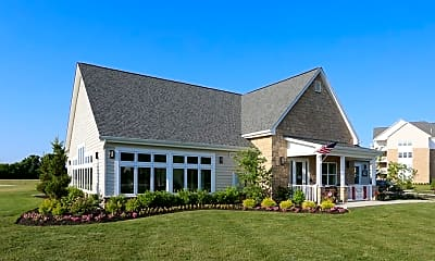 Clubhouse, Heritage Preserve Apartments, 0