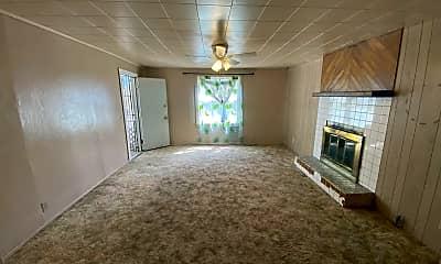 Living Room, 521 Rose Ave, 1
